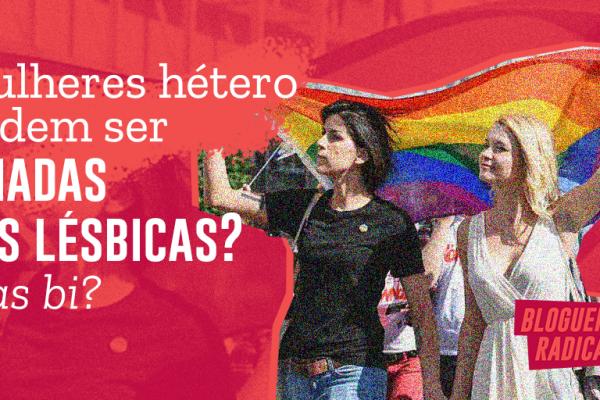 Mulheres hétero podem ser aliadas das lésbicas? E as bi?